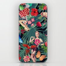 tropical fun sexy  iPhone & iPod Skin