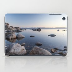 Lake Tahoe 1 iPad Case