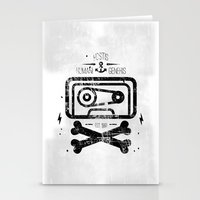 Pirate Tape Stationery Cards