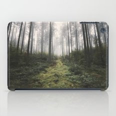 Unknown Road - landscape photography iPad Case
