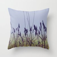 Sumac Throw Pillow