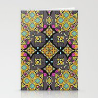 Happy Summer Mandala Stationery Cards
