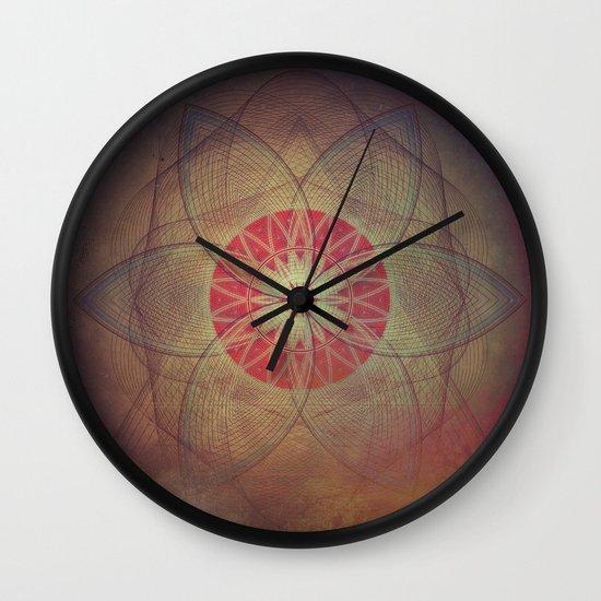 flyrym okkuly Wall Clock
