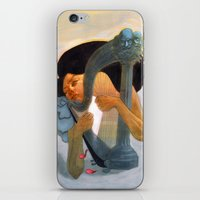 A Musician iPhone & iPod Skin