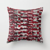 Nothing Is Accomplished … Throw Pillow