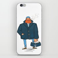 The Sailor iPhone & iPod Skin