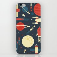 Space Odyssey iPhone & iPod Skin