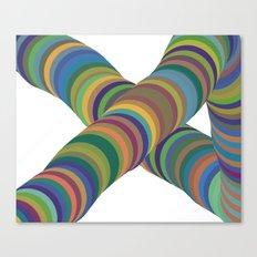 Worm Canvas Print