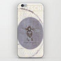 Twisted Perception  iPhone & iPod Skin