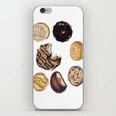 Girl Scout Cookies iPhone & iPod Skin