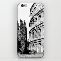 Roma iPhone & iPod Skin