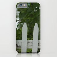 Picket Fence iPhone 6 Slim Case