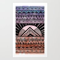 Surf Afternoon Art Print