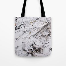 Chic Marble Tote Bag