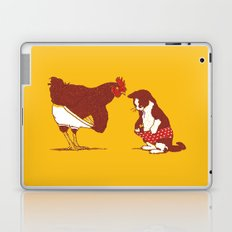 Show me yours and I'll show you mine Laptop & iPad Skin