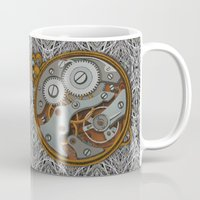 Pieces Of Time Mug