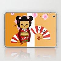 Kokeshi Ai  Laptop & iPad Skin