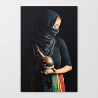 The Mother Land Canvas Print