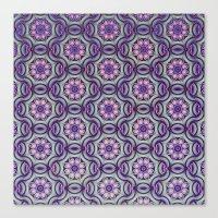 Purple Delight Canvas Print