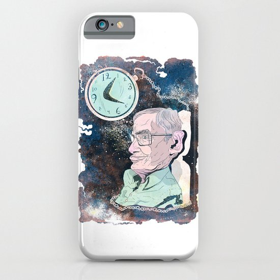 Stephen Hawking iPhone & iPod Case