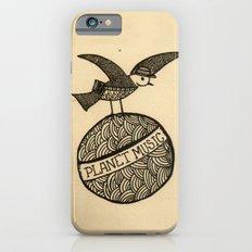 planet music Slim Case iPhone 6s