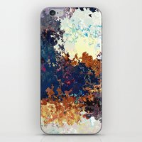 Garden Notation iPhone & iPod Skin