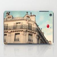 Balloon Rouge iPad Case