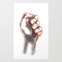 hand VI Art Print
