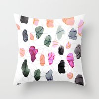 I 4 Throw Pillow