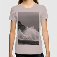 Stevenston Storms Womens Fitted Tee Cinder SMALL