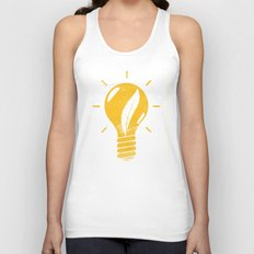 Light as a Feather Unisex Tank Top