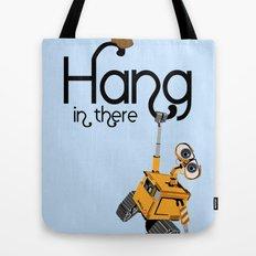 Pixar/Disney Wall-e Hang in There Tote Bag