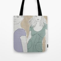 They  Tote Bag