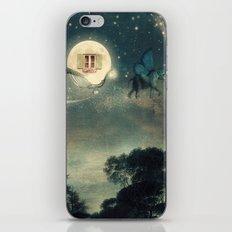 Moon Dream iPhone & iPod Skin