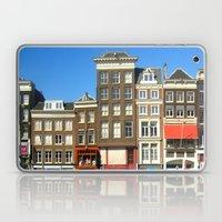 Line Up in Amsterdam. Laptop & iPad Skin