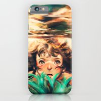 movie iPhone & iPod Cases featuring The River by Alice X. Zhang