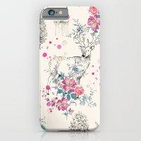 Deer pattern iPhone 6 Slim Case