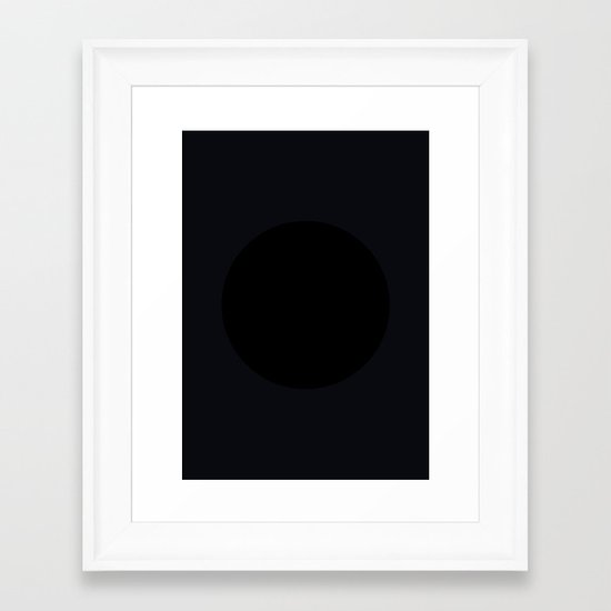 Basketball - Balls Serie Framed Art Print