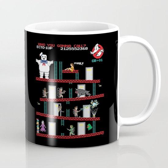 Donkey Puft Mug