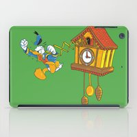 Cuckoo Quack iPad Case