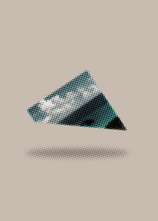 There's something wrong with the Triangle Art Print