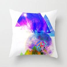 Above & Beyond Throw Pillow