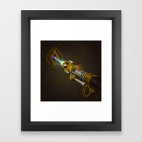 Key To The Universe - Pa… Framed Art Print
