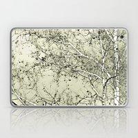 Sycamore Tree, Inky Gree… Laptop & iPad Skin
