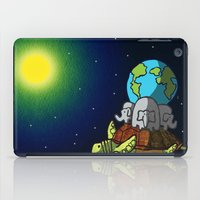 New Turtle Theory iPad Case