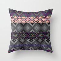 Russian Style Inspired A… Throw Pillow