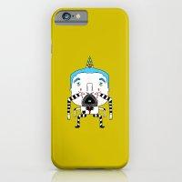 iPhone & iPod Case featuring Blu by Michelle Garayburu
