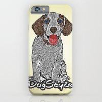 Dog Style iPhone 6 Slim Case
