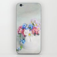 simply spring N°4 iPhone & iPod Skin