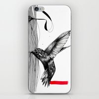The Capture iPhone & iPod Skin